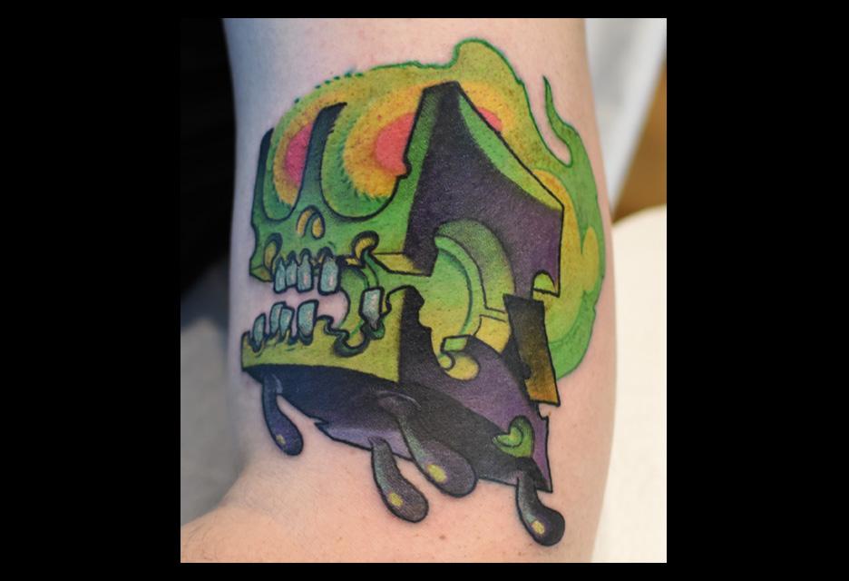 Cube Skull